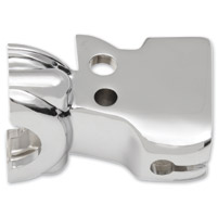 Drag Specialties Chrome Clutch Lever Bracket