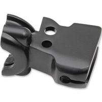 Drag Specialties Black Clutch Lever Bracket