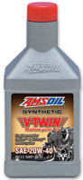 Amsoil 20W-40 Synthetic V-Twin Oil