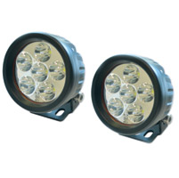 PathfinderLED 3-1/2″ 18W LED Auxiliary Lights