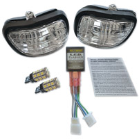 SoCalMotoGear Turn Signal Lens Kit