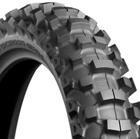 Bridgestone M204 80/100-12 Rear Tire