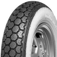 Continental Conti K62 Classic Scooter 3.50-10 Whitewall Tire