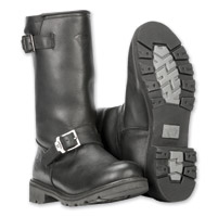 Highway 21 Men's Primary Engineer Black Boots