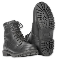 Highway 21 Men's RPM Lace-Up Black Boots