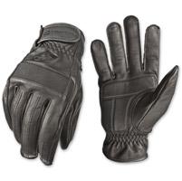 Highway 21 Men's Jab Black Gloves