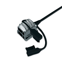 Kuryakyn USB Power Source Flat Surface Mount