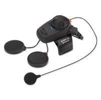 Sena Technologies SMH5 Single Pack Bluetooth Headset/Intercom Full Face Helmet Kit