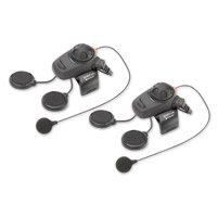 Sena Technologies SMH5 Dual Pack Bluetooth Headset/Intercom Full Face Helmet Kit