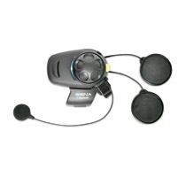 Sena Technologies SMH5 Single Pack Bluetooth Headset/Intercom Full Face Helmet Kit w/FM Tuner