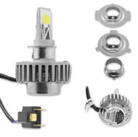 Cyron H4 LED Retrofit Headlight Bulb