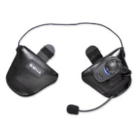 Sena Technologies SPH10-FM Single Pack Bluetooth Headset/Intercom for Half Helmets