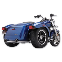 Cobra Freewheeler Slip-On Mufflers