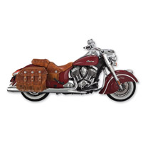 Vance & Hines Classic Slip-Ons for Indian Models
