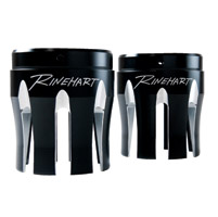 Rinehart Racing 4″ Castle Style End Caps