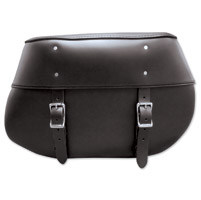 Leatherworks, Inc. Classic Economy Throwover Saddlebag
