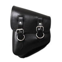 LaRosa Design Left Side Black Swingarm Bag