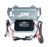 J&M ROKKER XXR 330W 2-channel amp kit
