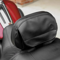 Bone Mountain Motor Gear Black Icon Backrest Pocket
