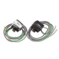 Twin Power Black Left Turn Signal Switch
