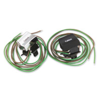 Twin Power Black Right Turn Signal Switch