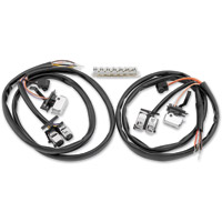 Twin Power Chrome Handlebar Switch Kit