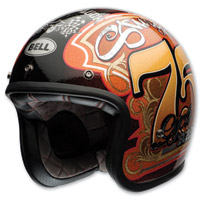 Bell Sturgis 75th Custom 500 Open Face Helmet