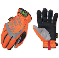 Mechanix Wear Fast Fit Hi-Viz Orange Gloves
