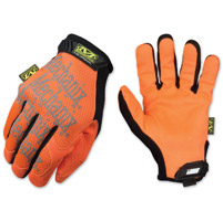 Mechanix Wear Original Hi-Viz Orange Gloves