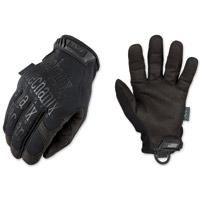 Mechanix Wear Original Covert Black Gloves