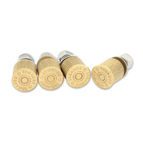 Milwaukee Twins Ammo Line 20 Gauge Brass Shotgun Shell License Plate Bolts