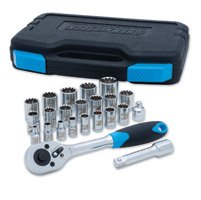 Channellock 24-Piece Uni-Fit Socket Set