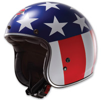 LS2 Kurt Easy Rider Open Face Helmet