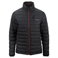 GYDE powered by Gerbing Men's Calor Filled Heated Black Jacket