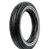 Shinko 240 Classic MT90-16 Dual Whitewall Front/Rear Tire