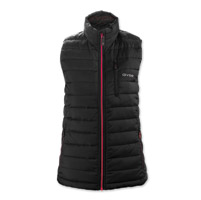 GYDE powered by Gerbing Women's Calor Filled Heated Black Vest
