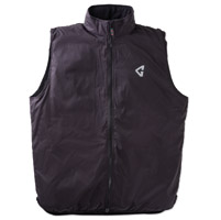 GYDE powered by Gerbing Unisex Heated Black Vest Liner