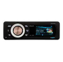 Aquatic AV Bluetooth Stereo with Color Display