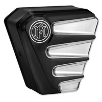 Performance Machine Platinum Cut Scallop Horn Cover