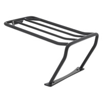 Black Rear Fender Luggage Rack