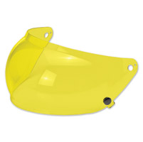 Biltwell Inc. Gringo S Yellow Bubble Shield