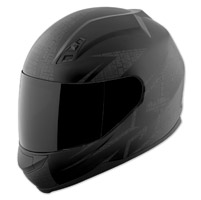 Speed and Strength SS700 Hammer Down Matte Black Full Face Helmet