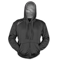 Speed and Strength Men's Go For Broke Black Armored Hoodie