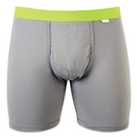 My Pakage Men's Steel/Acid Weekday Underwear
