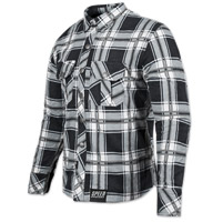 Speed and Strength Men's Rust and Redemption Black/Gray Moto Jacket