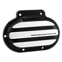 Performance Machine Drive Hydraulic Conversion Clutch Release Cover Contrast Cut