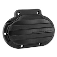 Performance Machine Drive Hydraulic Conversion Clutch Release Cover Black Ops