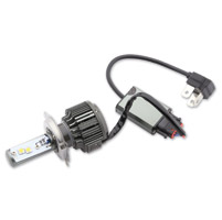 J&P Cycles® Cree LED H4 High Intensity Bulb