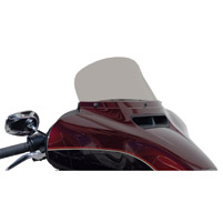 WindVest 7″ Light Smoke Windshield