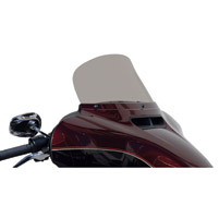 WindVest 8″ Light Smoke Windshield